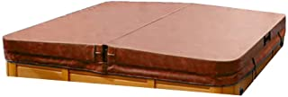 The Cover Guy Extreme Hot Tub Cover - Custom Made Replacement Spa Cover 6 Inch Taper - Built for Extreme Winters