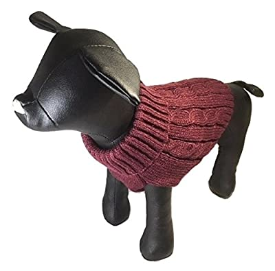 Buster & Beau , Luxury Charlton Cable Knit Dog Jumper