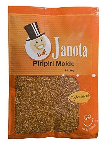 Piri Piri Chili Pepper Powder, Hot Portuguese...