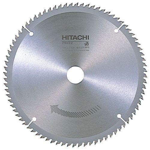 HiKOKI(ハイコーキ) 旧日立工機 チップソー よこ挽,留切兼用 径255mm 穴径25.4mm 100枚刃 卓上丸のこ、テーブル丸のこ用 0031-7817