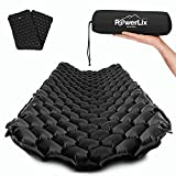 POWERLIX Sleeping Pad - Ultralight Inflatable Sleeping Mat, Ultimate for Camping, Backpacking,...
