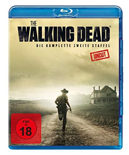 The Walking Dead - Staffel 2 [Blu-ray]