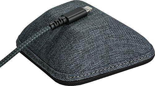 Smartish Cable Wrangler Magnetic Kabel Management Organizer - magnetischer Kabelhalter für Schreibtisch, USB Ladekabel, Ladegeräte, Audiokabel - No. 2 Pencil Grau, SLK-MB-Gray, Gray