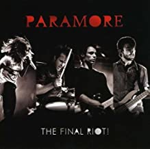 Final Riot by Paramore