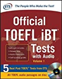 Official TOEFL iBT Tests, w. Audio-CD