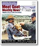 Meat Goat Monthly News