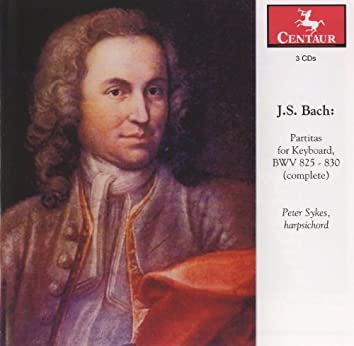 Bach: Partitas for Keyboard, BWV 825-830 (Complete)