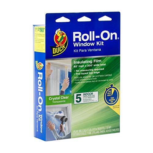 Duck 281068 5 Window Insulation Kit