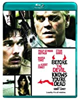 Before the Devil Knows You're Dead [Blu-ray]