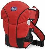 Chicco Go Baby - Mochila para bebés, color rojo