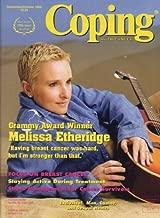 Coping (with cancer) Magazine - MELISSA ETHERIDGE cover [Setp / Oct 2005]