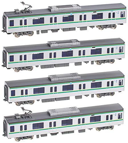 KATO Nゲージ 東京メトロ 千代田線16000系 5次車 4両増結セット 10-1606 鉄道模型 電車