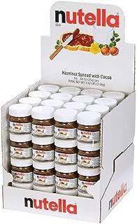 Best 1 kg nutella jar Reviews