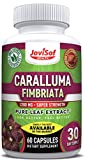 Strongest Natural Appetite Suppressant for Men and Woman Caralluma Fimbriata Extract 1200 Mg. Lose Weight Fast Fat Burner Carb Blocker Metabolism Booster 100% Vegan Non-GMO Made in USA