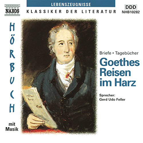 Goethes Reisen im Harz Titelbild
