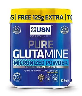 USN L-Glutamine Energy Supplement, 500 g