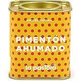 Pimentón Ahumado 100% Puro - 75 Gramos - Pimentón Ahumado - Pimentón en Polvo - Condimenta tus Comidas - Apto para Celíacos - Pimentón Español - Producto Gourmet La Pastora