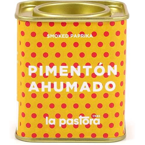 Pimentón Ahumado 100% Puro - 75 Gramos - Pimentón Ahumado - Pimentón en Polvo - Condimenta tus...