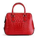 GZRUIGE Women Genuine Leather Handbag Fashionable  Pattern Real Leather Shoulder Bag