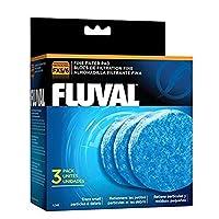 Fluval FX5ファインフィルター研磨パッド - 3パック