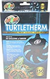 75 gallon turtle tank - Zoo Med Turtletherm Aquatic Turtle Heater 150W, Assorted, Model:690721