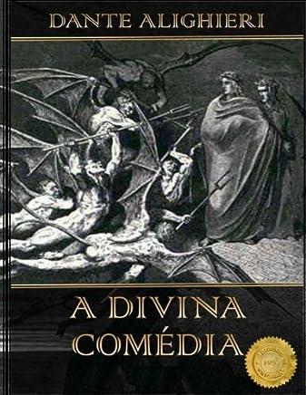 A Divina Comedia: Edição Completa, Tradução Portuguès Do Brasil