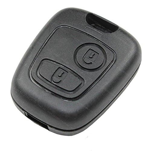Llavero LOVELIFEAST de repuesto del mando a distancia para el coche, con carcasa dura y compatible con vehículos BMW