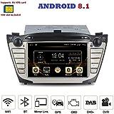 ANDROID 8.1 4G LTE GPS DVD USB SD WI-FI Autoradio 2 DIN Navigationssystem Hyundai IX35: 2009, 2010, 2011, 2012, 2013, 2014.