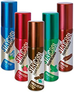 Staycool - Espray bucal para un aliento extrafresco