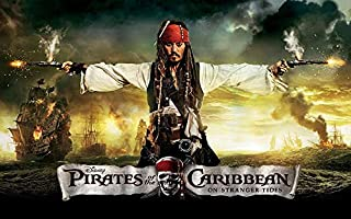 PosterDaddy Pirates Of The Caribbean Pirates Of The Caribbean On Stranger Tides Jack Sparrow Johnny Depp affisch tryck 30 ...