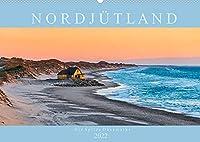 Nordjuetland - die Spitze Daenemarks (Wandkalender 2022 DIN A2 quer): Nordjuetland - Daenemarks hoher Norden (Monatskalender, 14 Seiten )