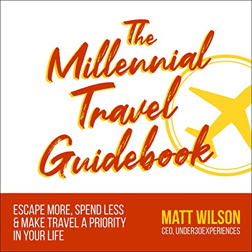 The Millennial Travel Guidebook cover art