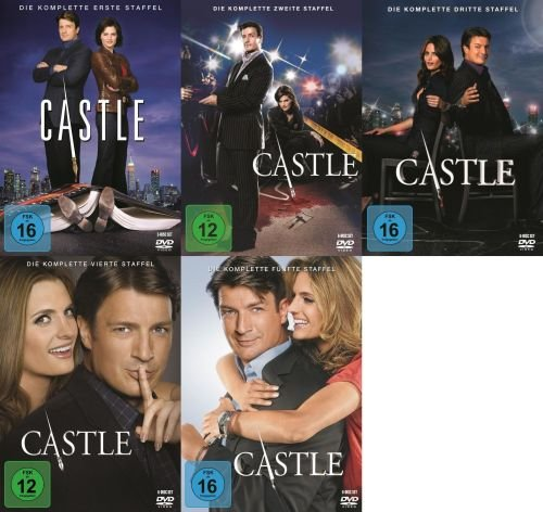 Staffel 1-5 (27 DVDs)