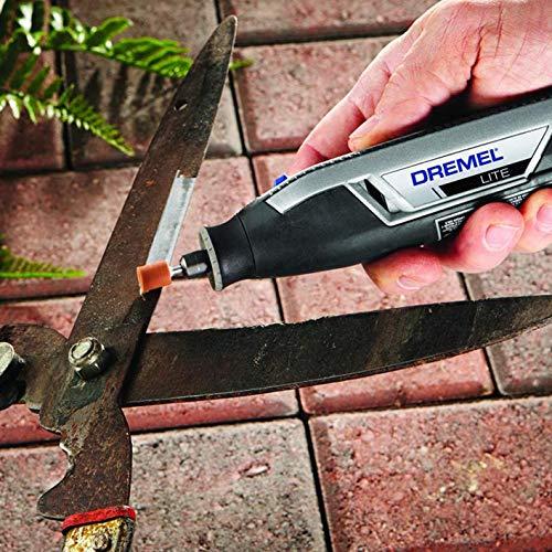 Dremel(ドレメル)3.6Vコードレスミニルーター(充電器・アクセサリー15ピース付き)LITEライト