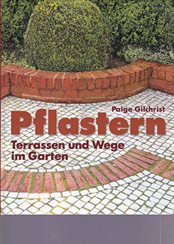 Pflastern Terrassen und Wege im Garten