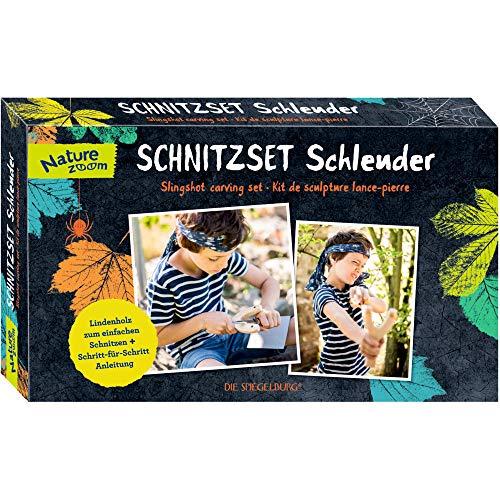 Die Spiegelburg 15504 Schnitzset Schleuder Nature Zoom