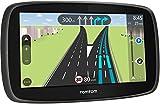 TomTom Start 50 - Navegador GPS de 5', (480 x 272, mapas de Europa, USB), negro (importado)