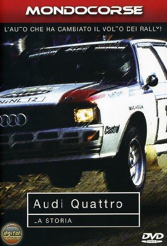 Audi Quattro - La Storia [IT Import]