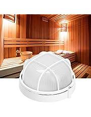 Sauna-Licht, professionelle runde helle explosionssichere Lampe der hohen Temperatur für Badezimmer-Sauna-Dampf-Gebrauch 220V 60W