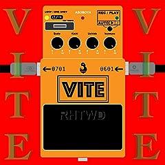 Rhythmic Toy World「VITE」のジャケット画像