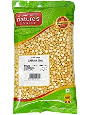 Natures Choice Lentils Chana Dal - 500 gm