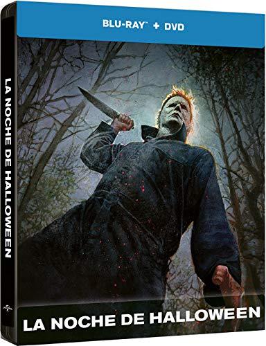 La Noche De Halloween - Edición Especial Limitada Metal (BD + DVD) [Blu-ray]