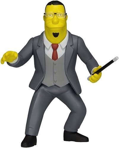 Die Simpsons - Greatest Gaststars 5    13cm Figur - Penn Jillette - SI16054 - Neca
