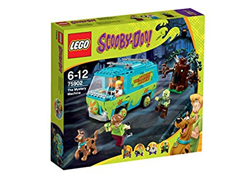 Lego Scooby-Doo - 75902 - Jeu De Construction - La Machine Mystérieuse