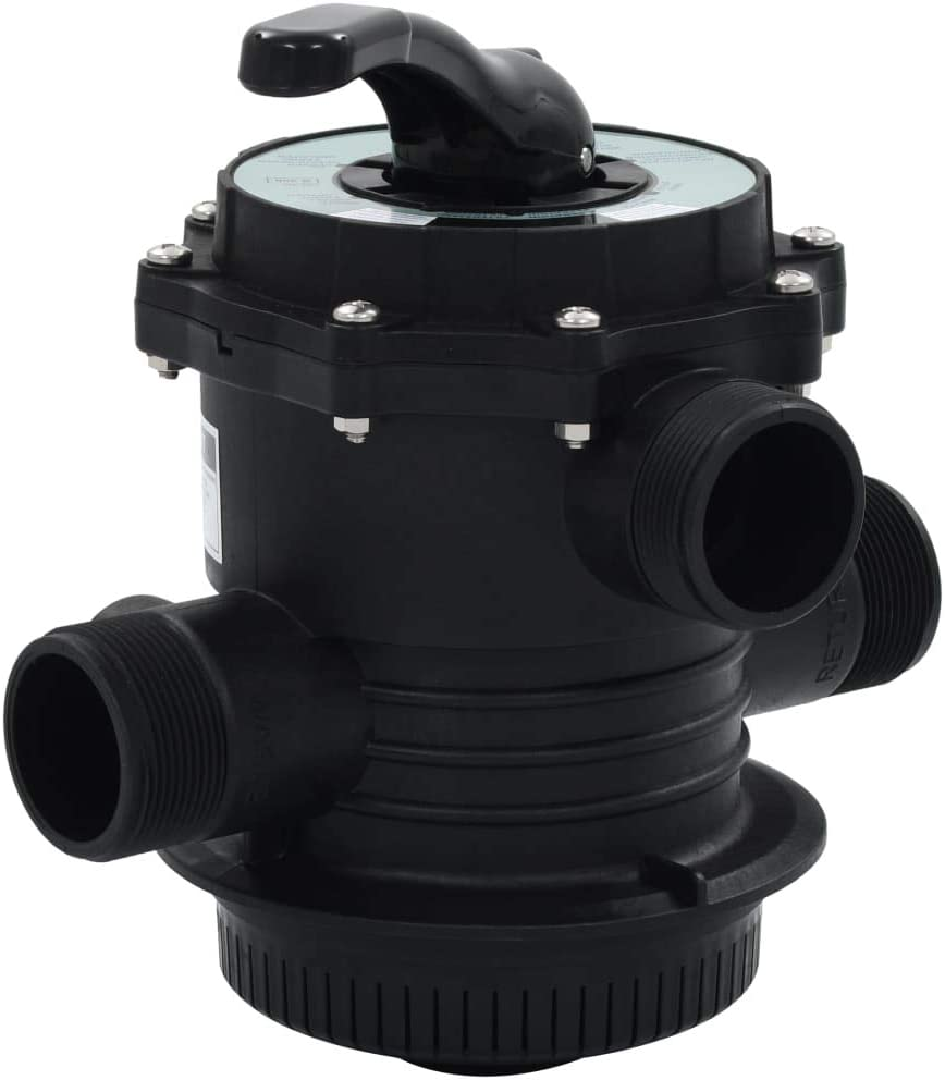 JanKen 1.5- Inch 6-Way Top Mount - Multi-Port Replaces Valve Don't miss the campaign Hay Ranking TOP17