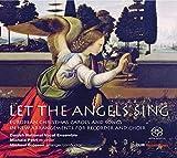Let The Angels Sing/Chants de Noël pour Flûte et Chœur