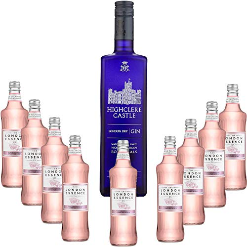 Gintonic - Gin Highclere Castle 43,5 ° + 9London Essence