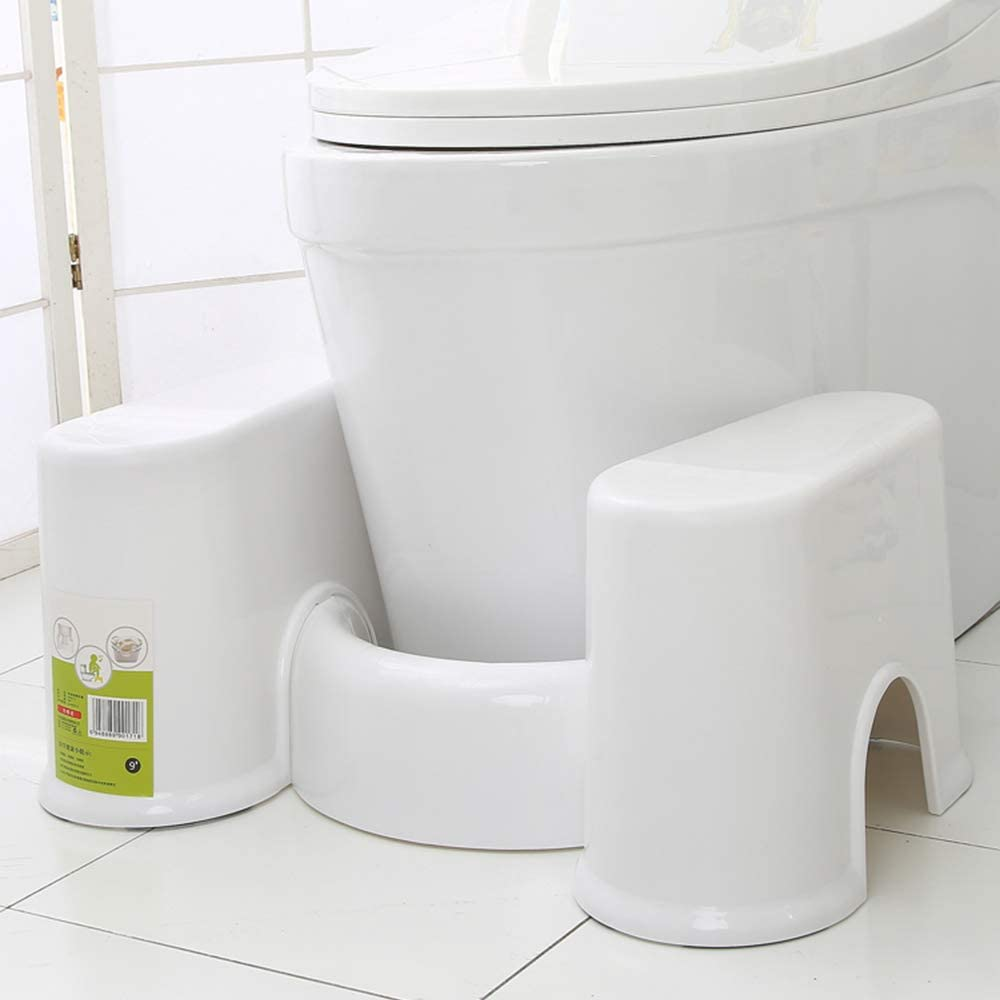 GHzzY Detachable Squatting Toilet Stool Bathroom Step - Award S 67% OFF of fixed price