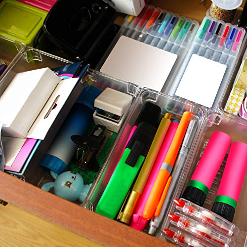 Organisateur tiroir bureau (6 pi...