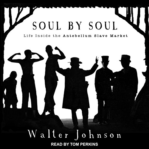 Soul by Soul audiobook cover art